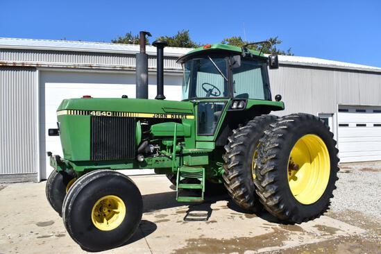 1978 John Deere 4640 2wd tractor