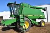 John Deere 9500 2wd combine