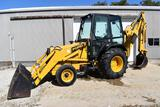 1989 Ford 455 2wd backhoe