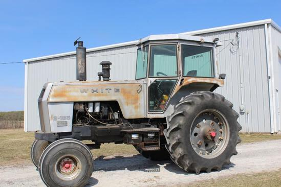 White 2-155 2wd tractor