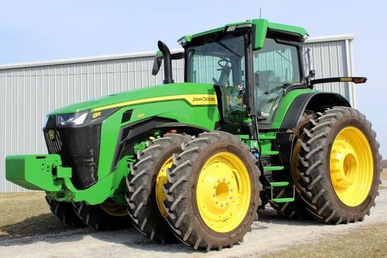 2020 John Deere 8R 310 MFWD tractor