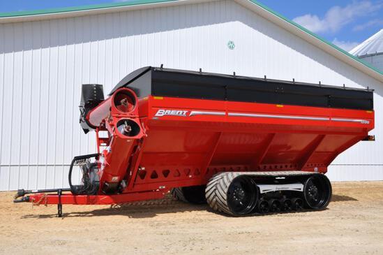 2020 Brent Avalanche 1596 grain cart