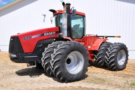 2008 Case-IH 435 Steiger 4WD tractor