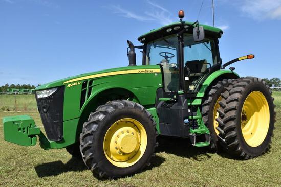 2020 John Deere 8245R MFWD tractor