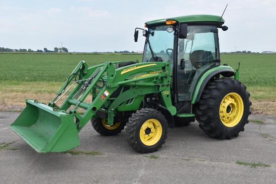 2009 John Deere 4720 MFWD tractor