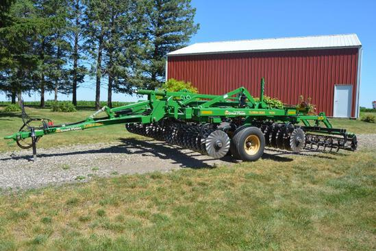 Great Plains Turbo-Max 1500 15' vertical tillage tool