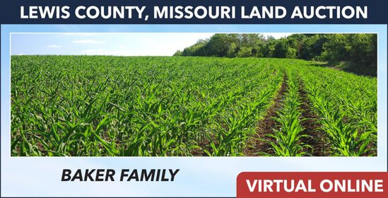 Lewis County, MO Land Auction - Baker