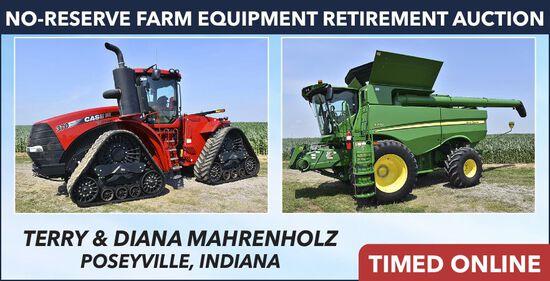 No-Reserve Farm Retirement Auction - Mahrenholz