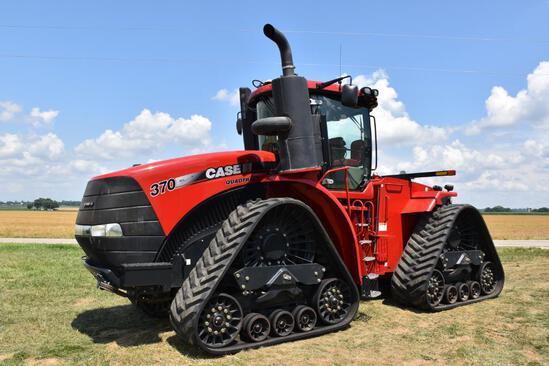 2015 Case-IH 370 QuadTrac RowTrac tractor
