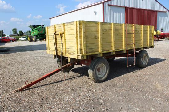 14'x7' barge wagon