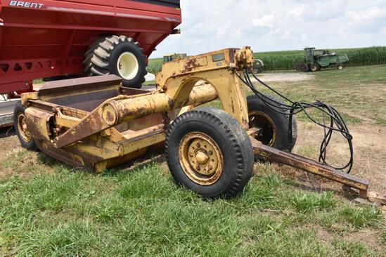 Cat No. 40 pull-type scraper