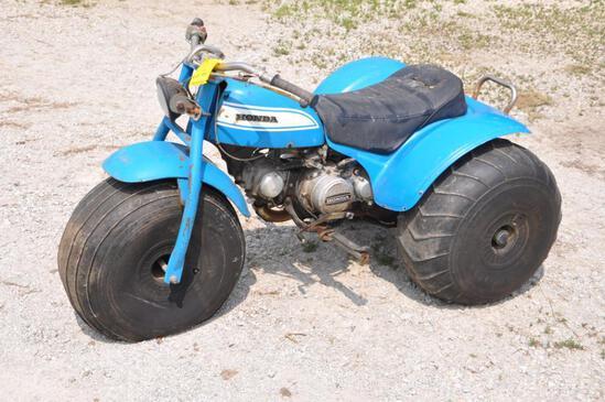 1974 Honda 3-wheeler ATV