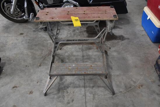 Black and Decker workmate workbench