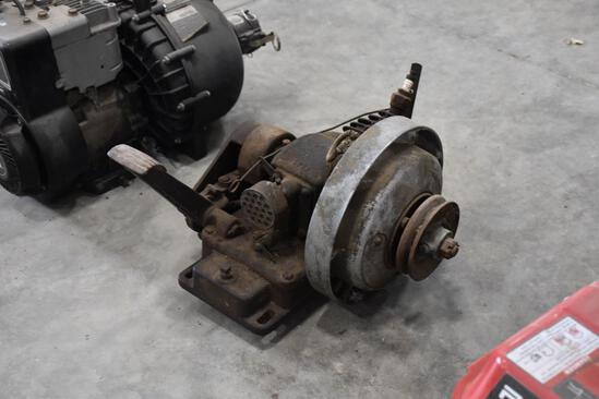 Maytag washer engine