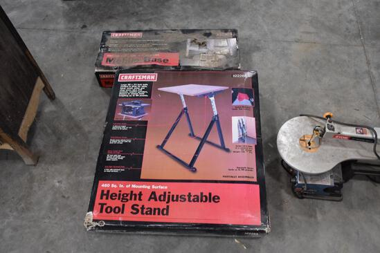 Craftsman tool stand and mobile base