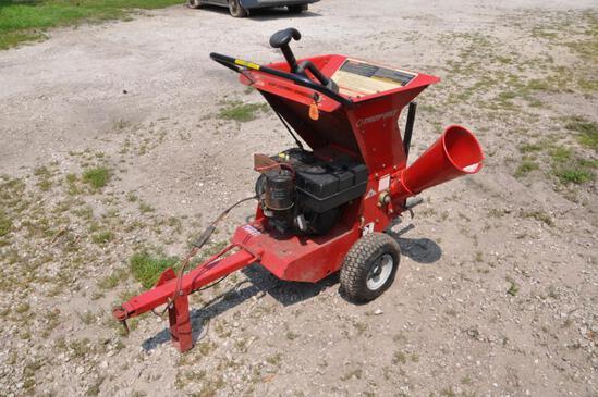 Troy-Bilt 10 hp wood chipper