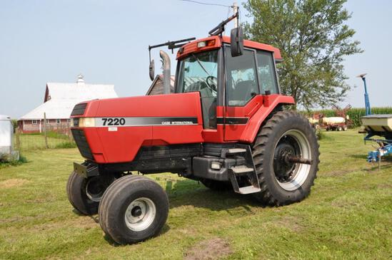 1994 Case-IH 7220 2wd tractor