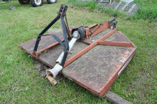 Bush Hog SQ72R-3 6' 3-pt. rotary mower