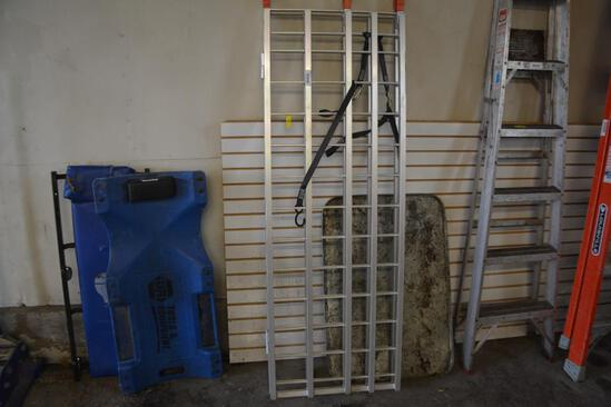 1,200 lb. atv/utv folding ramp