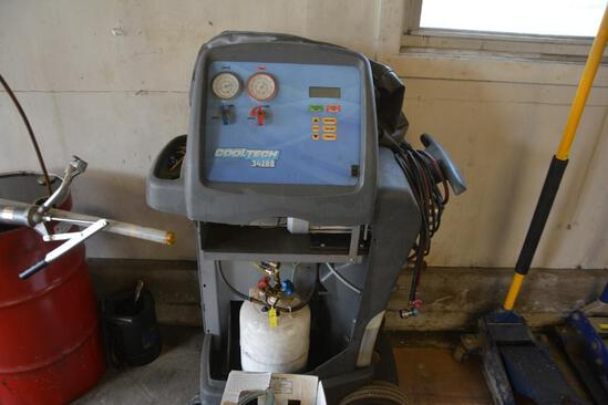 CoolTech 34288 air conditioning service machine