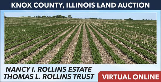 Knox County, IL Land Auction - Rollins