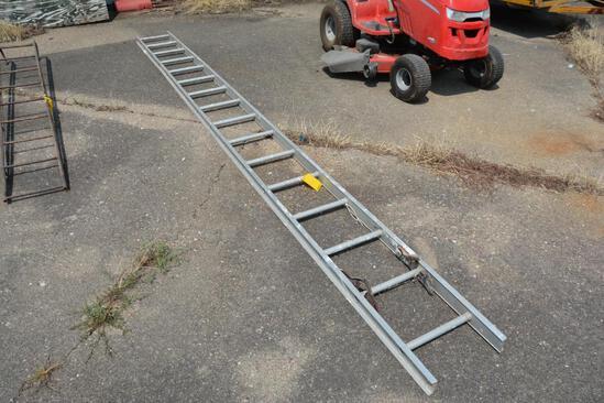 15' alum. Ladder