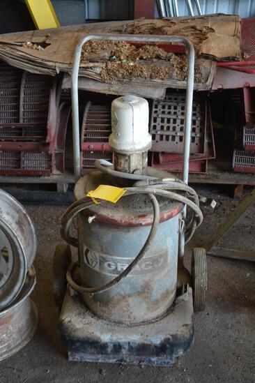 Graco pneumatic luber