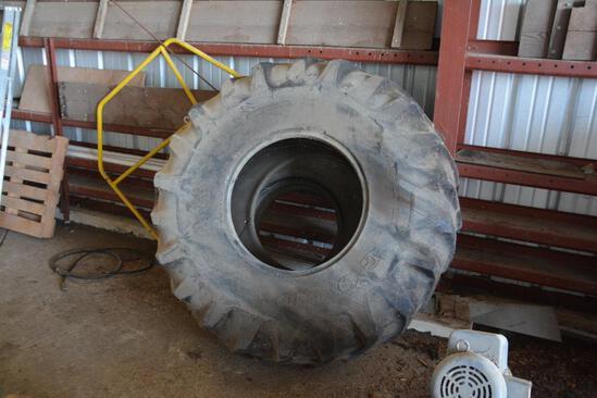 (2) Goodyear 23.1-26 tires