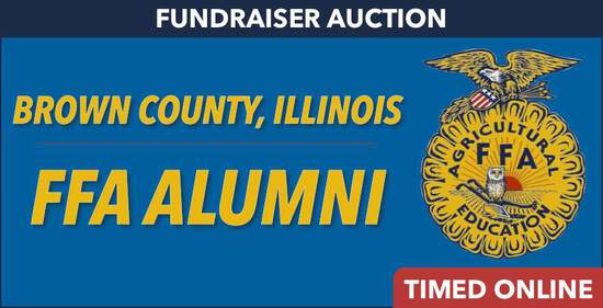 Brown County FFA Alumni Auction