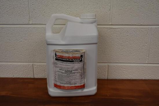 2.5 gallons of Showdown Herbicide