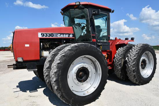 Case-IH 9330 4wd tractor