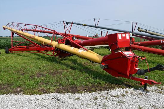 "Westfield MKX130-84 13""x84' swing away auger"