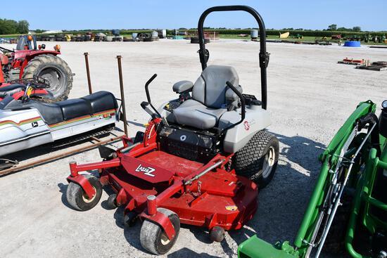 2009 ExMark Lazer Z LZ27KC605 zero turn lawn mower
