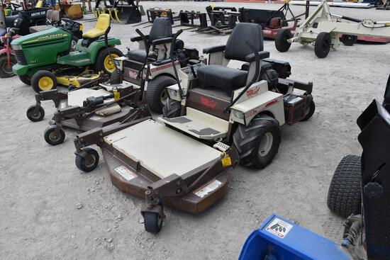 Grass Hopper 720K zero turn lawn mower