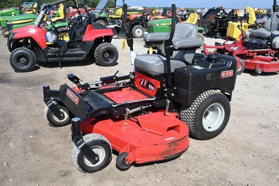 Gravely ZT60HD zero turn lawn mower