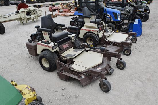 Grass Hopper 620 zero turn lawn mower