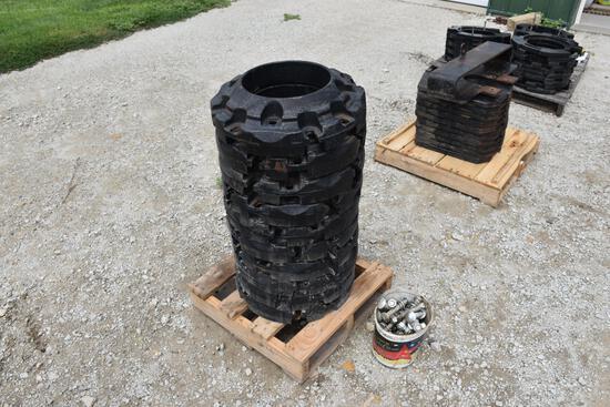 (10) Wheel weights