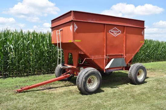 Dohrman 350 bu. gravity wagon