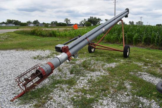 "Hutchinson 10"" x 31' truck auger"
