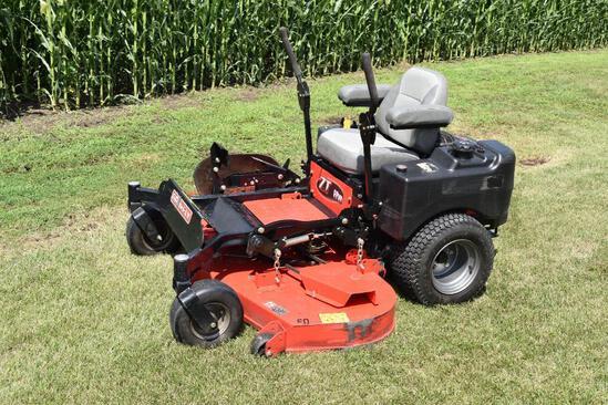 Gravely ZT 60HD zero turn riding lawn mower