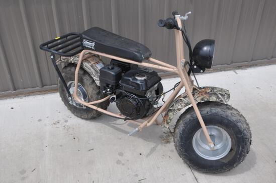 Colemana off-road moto bike