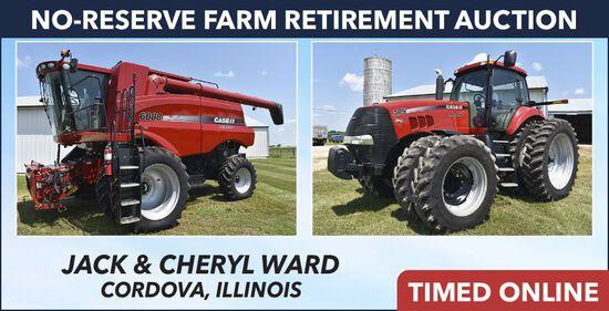 No-Reserve Farm Retirement Auction - Ward