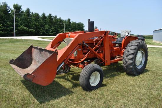 1963 Allis Chalmers D-17 Series III 2wd tractor