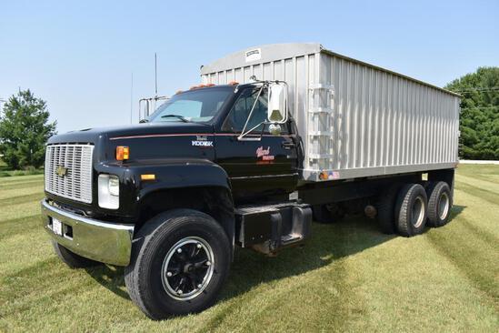 1996 Chevrolet Kodiak grain truck