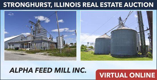 Stronghurst, Illinois Real Estate Auction - Alpha