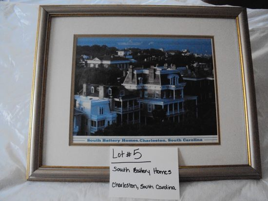 SOUTH BATTERY HOMES, CHARLESTON, SC WITH FRAME