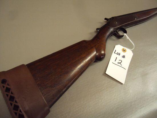 H&R 12G SB PAT 1900