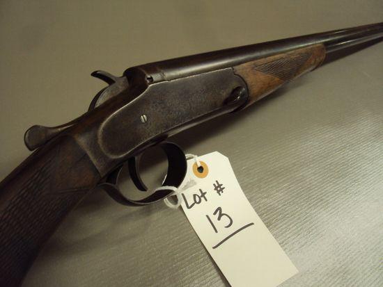 THE W.H. DAVENPORT 12G MODEL 1895