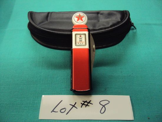 FRANKLIN MINT TEXACO COLLECTIBLE KNIFE