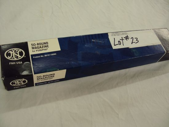 50 ROUND MAG FOR FNH P90/PS90 - NIB